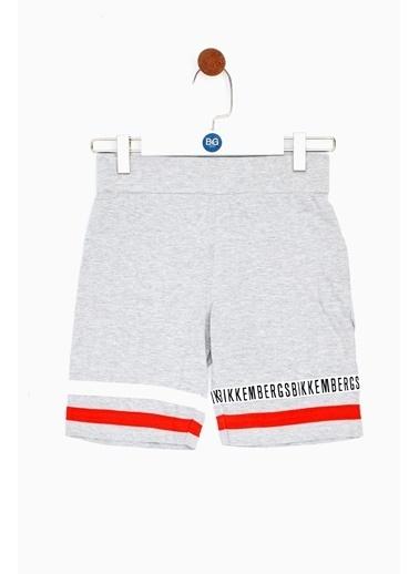 Bikkembergs Bikkembergs Erkek Bebek Kırmızı T-ShirtŞort Takımı 19SSDNMZJ72 Kırmızı